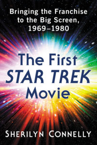 Cover of The First Star Trek Movie.